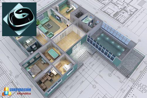 Curso de 3d studio max v9 para arquitectura for Aulas web arquitectura